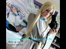 Afuro Terumi / Byron Love - Make up Cosplay Tutorial - Inazuma Eleven