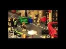 Лего зомби апокалипсис 1 серия