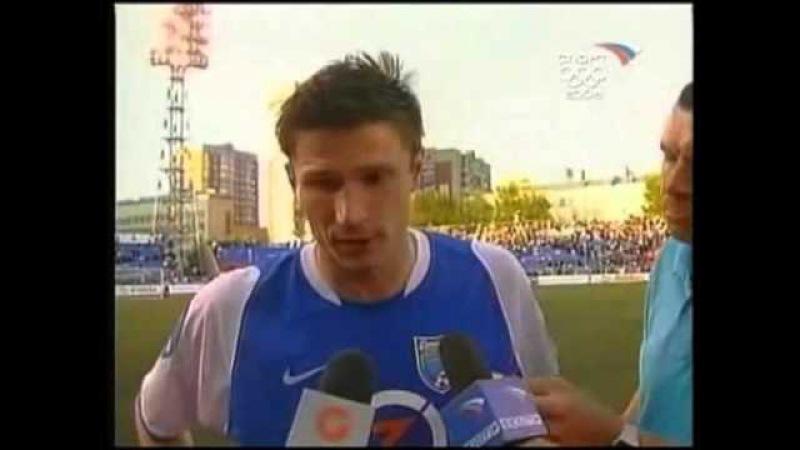 Сибирь 1-0 Зенит / 06.08.2008 / Кубок России