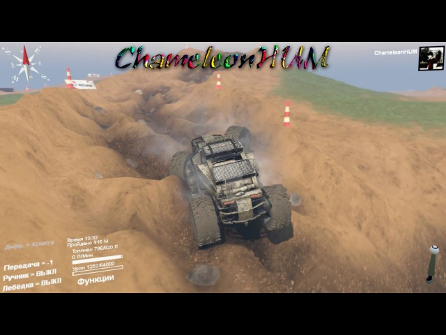 SpinTires HARD TO MASTER