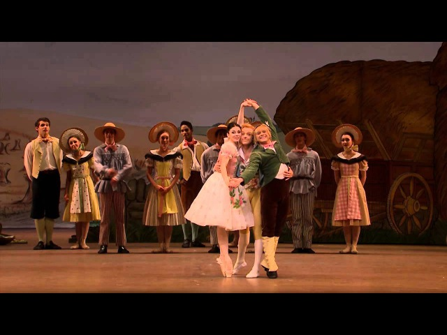 Ashton: LA FILLE MAL GARDÉE (Royal Opera House)