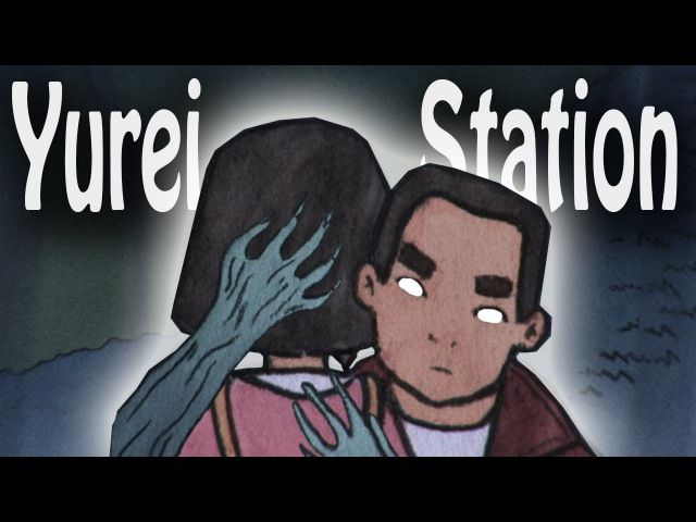 Yurei Station – Story about the ghost || Indie horror game Ghost Station