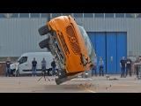 Volvo XC60 (2018) Crash Tests