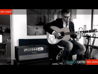 Django Reinhardt Lesson - Minor swing Tutorial - Part 1 of 3