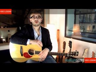 Django Reinhardt Lesson - Minor swing Tutorial - Part 3 of 3