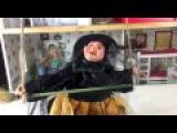 Хэллоуин  Праздник Ведьма Костюмы для девочек Игрушки Гигантский Паук/ HALLOWEEN/ DIY