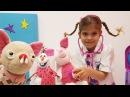 Dondurma hızlı yiyen Olaf hastalanıyor 🏥👩⚕️ Oyuncak Doktor Seti ile DoktorOyunları. EğiticiVideo