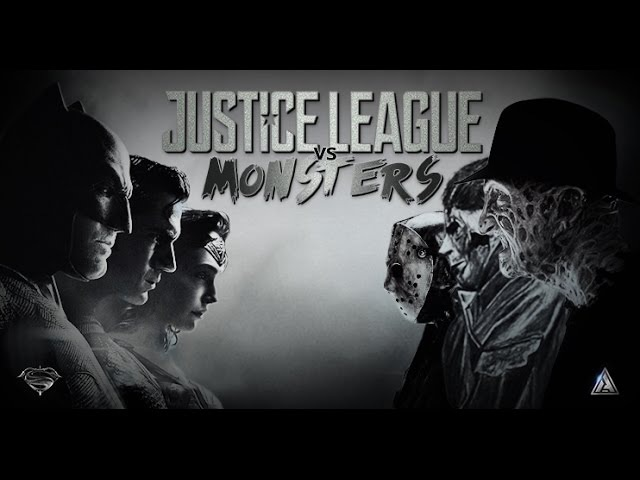 Justice League vs Monsters Trailer with Adeel of Steel [HD]
