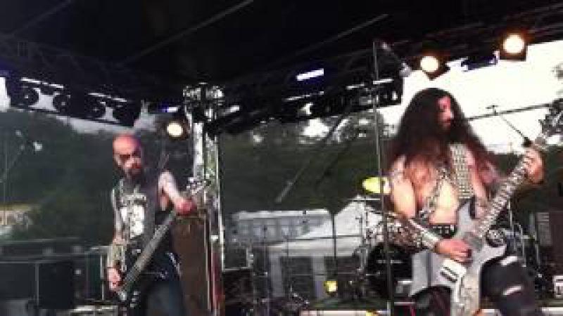 Proclamation live at Hell's Pleasure Metalfest 2012
