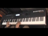 Kurzweil Pc3k-8 Jamming by S4K ( Synthonia - Performer )