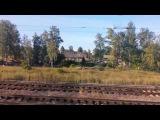 Junalla Uralille Neja - Manturovo Un