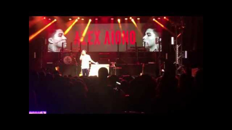 Black Beatles, Confessions, No problem - Alex Aiono : Detour Anaheim