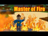 The Best power elements in Elemental Battlegrounds - Master of Fire / Roblox Adventures