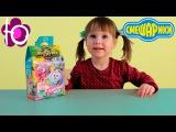 Смешарики открываем большой свит бокс с игрушками Big sweet box review