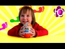 Киндер МАКСИ новогодний Яйцо с сюрпризом Киндер Макси что внутри Kinder MAXI surprise egg