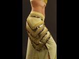 Цикл уроков по восточному танцу для начинающих. УРОК 3