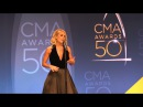 Carrie Underwood Was Flabbergasted By All the Legends at CMA Awards 50