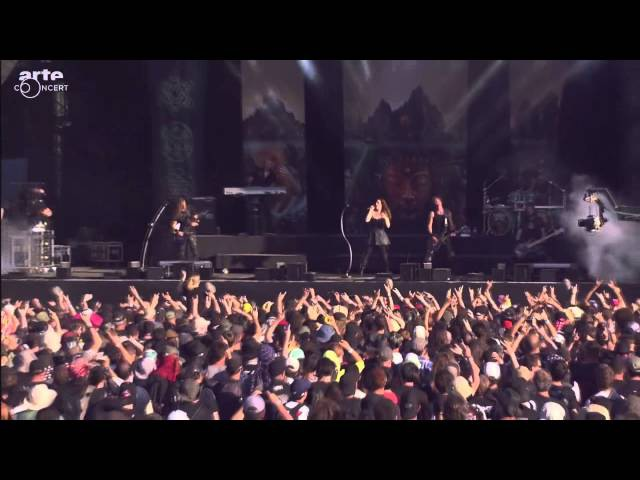 Epica - Unchain Utopia | Live at Hellfest 2015