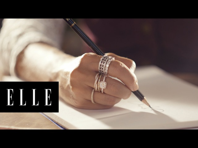 What Inspires Fashion Illustrator Dallas Shaw | ELLE Pandora