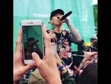 13.05.2017 Upstream Music Fest  Jay Park with Avatar Darko performing a new  track
