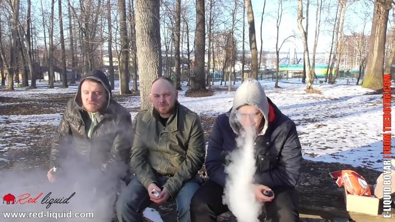 Kovrov_vaper kovrov33 e-liquid BOYAR \ Troy