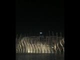 Поющие фонтаны. Дубай. Хочется утро начать с чего-то приятного. Например с воспоминаний.