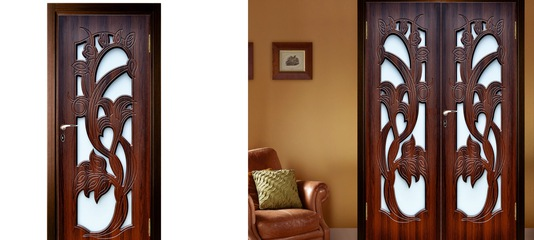 двері фото міжкімнатні