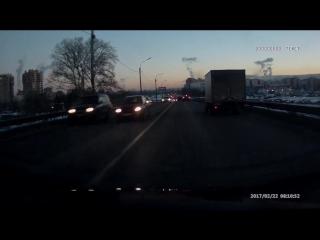 ДТП в СПб на пр. Маршала Жукова.