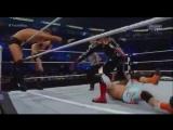 WWE Survivor Series 2014 - The Miz and Damien Mizdow vs Gold and Stardust vs The Usos vs Los Matadores (Tag Team Championship)