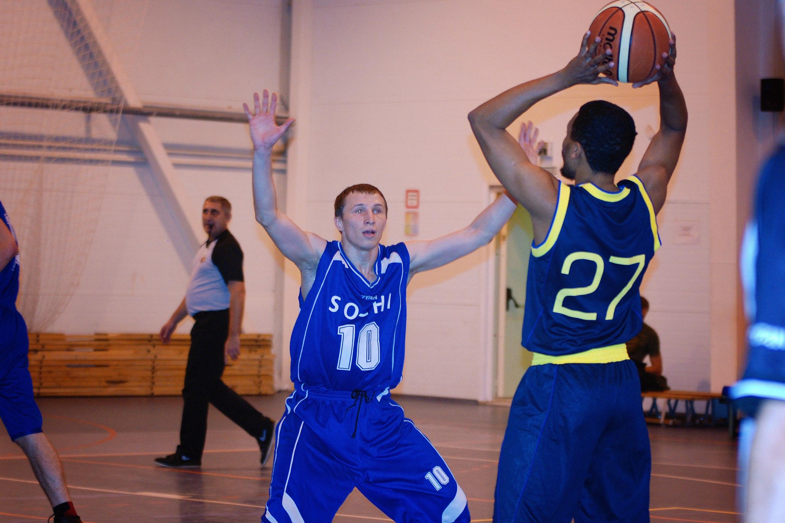 Лига КАУБ 5х5 баскетбол Краснодар