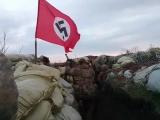 Ваффен СС та Укронацисти наступають на Донбас.