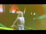 Britney Spears - Stronger  (You Drive Me) Crazy - Triple Ho Show 2016 - San Jose