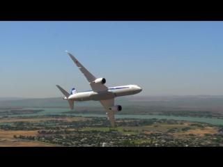 Вертикальный взлет Боинга 787