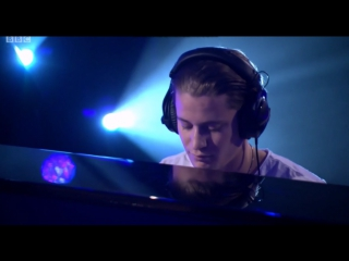 Kygo & Ellie Goulding performing First Time and a cover of Harry Styles' Sign of the Times in the BBC Radio 1 Live Lounge