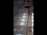 Финальная игра по баскетболу КЕС - БАСКЕТ сезон 2016 - 2017 Нижнекамский район - Спасский район