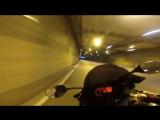 Разогнался до 299 км ч (6 sec)