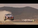 #WRC - #Rally Guanajuato México 2017 HIGHLIGHTS Friday