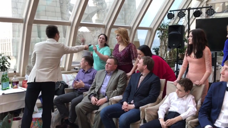 Свадьба Паши и Насти