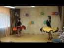 Танцевальный диалог в ритме танго День Учителя