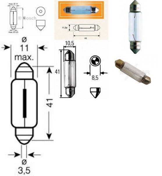 Лампа накаливания, внутренее освещение; Лампа накаливания, фонарь установленный в двери; Лампа накаливания, фонарь освещения багажника; Лампа накаливания для AUDI V8 (44_, 4C_)