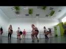 2 подгруппа TWERK / BOOTYDANCE Полазна Студия танца BIONIKA Пермь