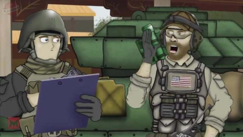 Друзья по Battlefield - 6 сезон - 1-8 серия