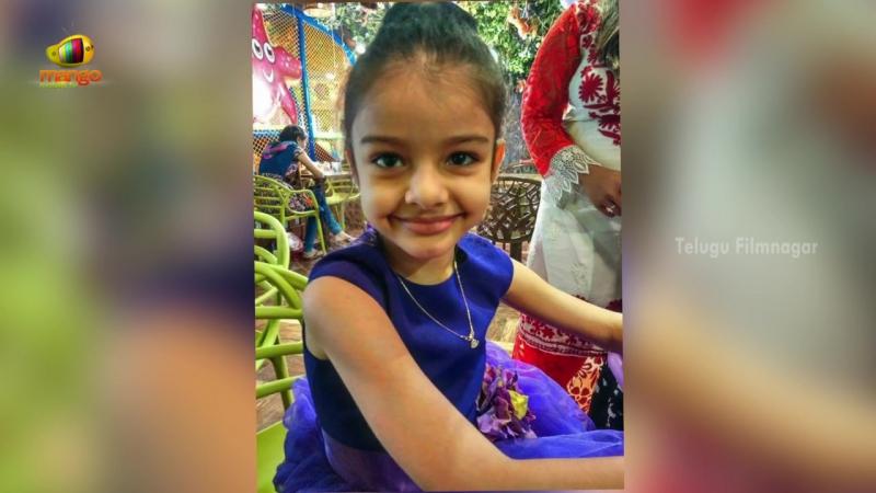 Pawan Kalyan день рождения второй дочери Полины, с Анной Лежневой