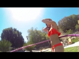 Remy LaCroix Hula Hoop Promo