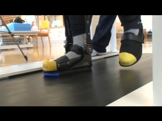 Toyota сдаст в аренду роботизированные ноги для реабилитации при параличе