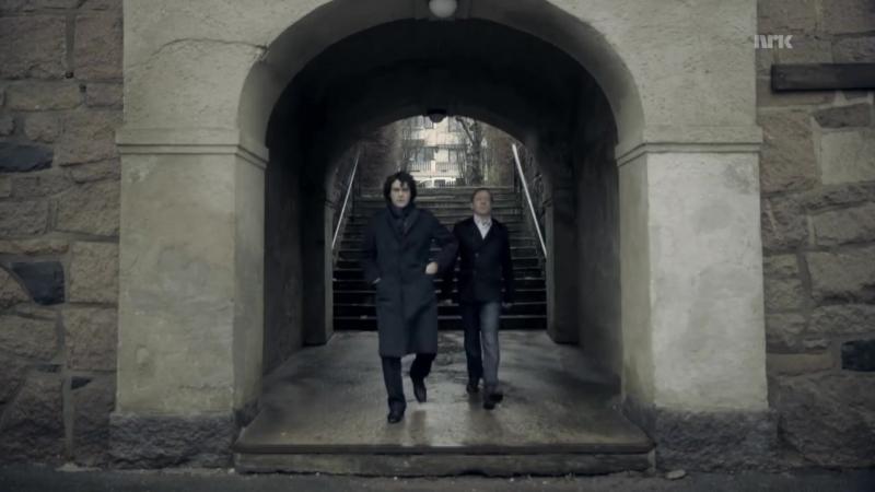 Sherlock parody [1] - Oklahomo [HD] (русские субтитры)