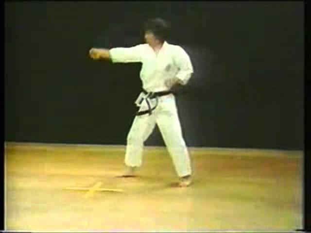 Heian shodan 1º kata shotokan karate do