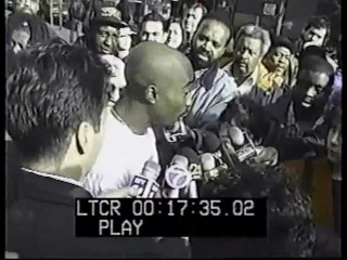 Tupac In Front Of Court (1994)