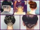 Trendy Haircuts 2017 - 50 Women's Haircuts with back undercut design