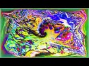 Dragon Curves - Winamp milkdrop progressive
